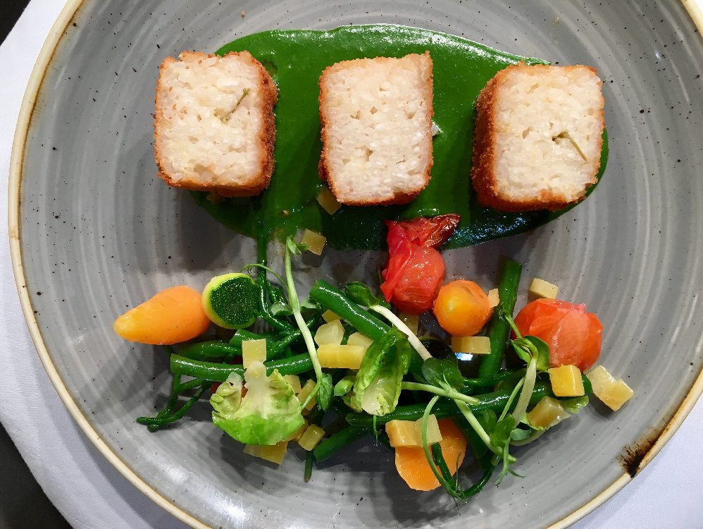 new season dishes vegetarian